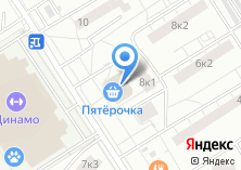 Компания «НПП Престиж» на карте