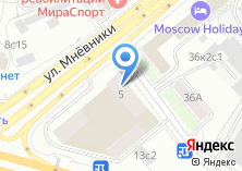 Компания «Первый автокомбинат им. Г.Л. Краузе» на карте