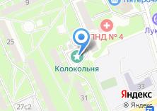 Компания «Часовня Казанского Головинского монастыря» на карте