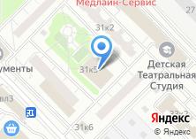 Компания «Управа района Раменки» на карте