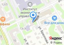 Компания «Библиотека №60 им. В.В. Иванова» на карте