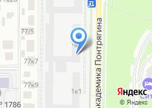 Компания «Потапово Lite» на карте
