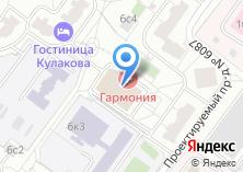 Компания «Студия моды Ксении Максимовской» на карте