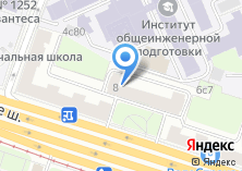 Компания «Сибирский Центр Веб-Технологий» на карте