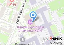 Компания «INTmeh» на карте
