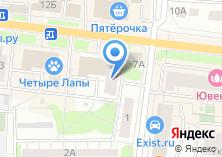 Компания «Экоджинс» на карте