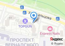 Компания «Шик Блеск» на карте