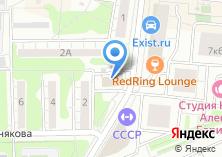 Компания «Магазин фастфудной продукции на Железнякова» на карте