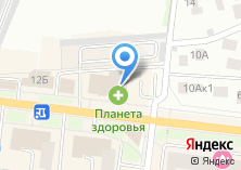 Компания «Златошвейка» на карте