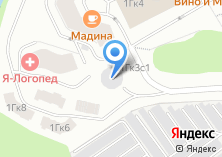 Компания «ПСК РЖД» на карте