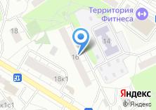 Компания «КРАСОТА» на карте