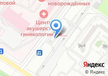 Компания «Илан сеть аптек» на карте