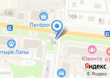 Компания «2-й этаж» на карте