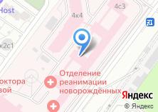 Компания «КриоЦентр» на карте