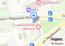 Компания «Джаз Стоун» на карте