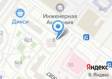 Компания «Lookchic.ru» на карте
