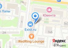 Компания «МашЭксперт» на карте