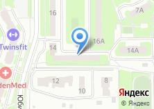 Компания «Виадук» на карте