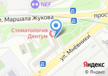 Компания «CityInfo» на карте