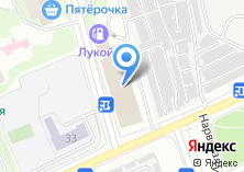 Компания «ЦентрСтройГрупп» на карте