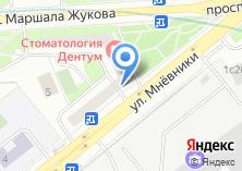 Компания «Диал-Электро» на карте