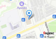 Компания «РОСДОРНИИ» на карте