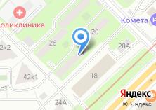Компания «Pantamo-jeans.ru» на карте