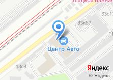 Компания «Nissan У Сервис+» на карте