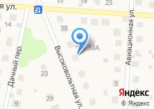 Компания «Луговская библиотека» на карте