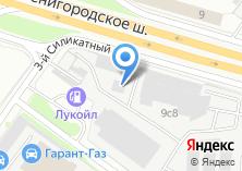 Компания «Хорошевская» на карте