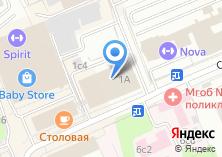 Компания «Ваш Софт» на карте