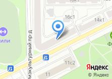 Компания «Домашняя дизайнерская мастерская№1» на карте