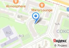 Компания «Секрет фирмы» на карте