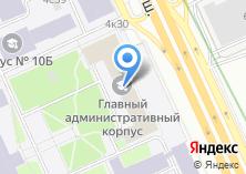 Компания «НПЦ Авиаматика» на карте