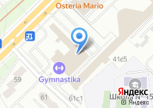 Компания «Снабкомплектпоставка» на карте