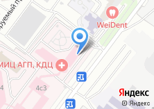 Компания «Строящееся административное здание по ул. Академика Опарина» на карте
