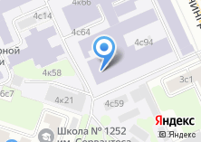 Компания «МАИ» на карте
