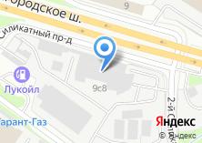 Компания «ВДВ» на карте