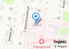 Компания «Первомайская городская больница» на карте