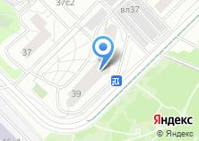 Компания «Сеньор» на карте