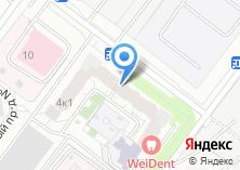 Компания «ТОНУС КЛУБ» на карте