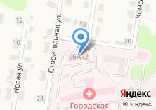 Компания «Щёкинская районная больница» на карте