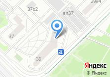 Компания «Мичуринский проспект 39» на карте