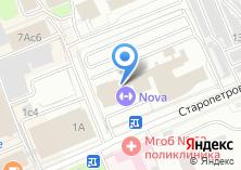 Компания «Horeca.ru» на карте