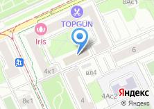 Компания «Химчистка-прачечная на Зои и Александра Космодемьянских» на карте