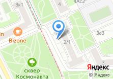Компания «Салон сотовой связи и коммунальных платежей» на карте