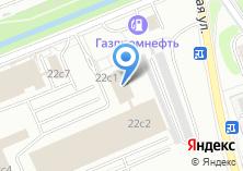Компания «Сервотехника» на карте