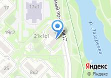Компания «МСК Сервис» на карте