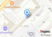 Компания «Гарант-ИнфоЦентр» на карте