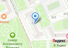 Компания «Управа Войковского района» на карте